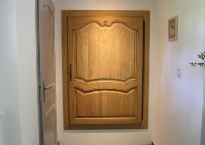 Porte d'armoire Chêne Meubles Barbier